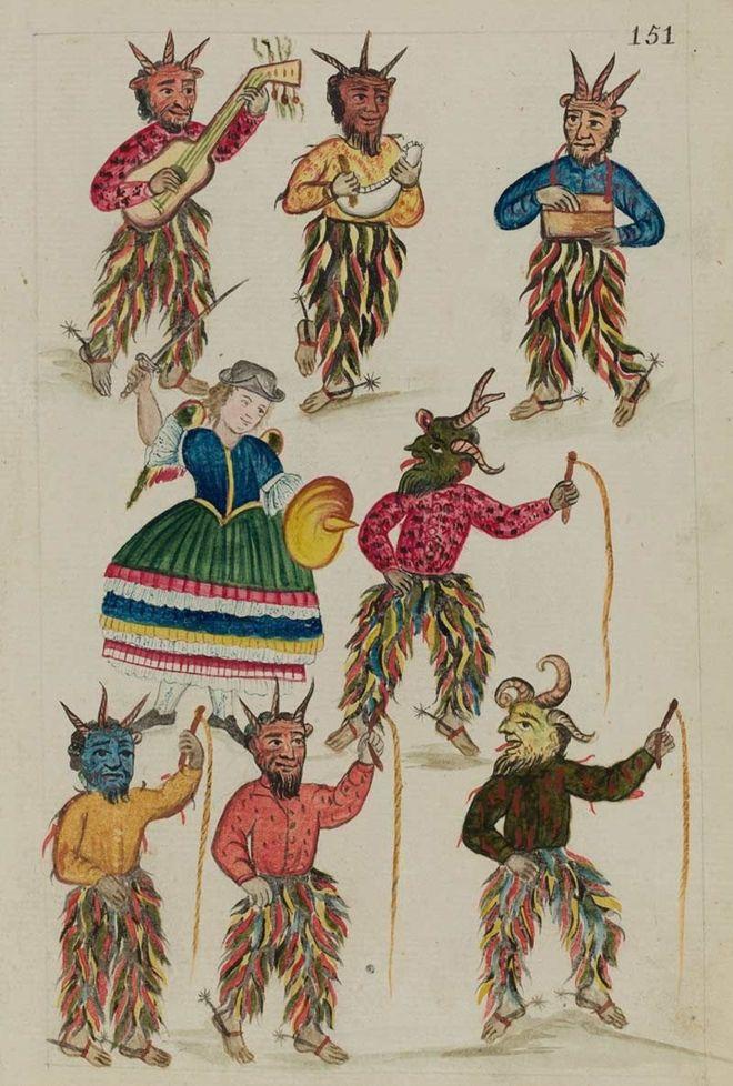 """Para el historiador peruano Rafael Varón, las acuarelas son """"estéticamente muy bonitas y elaboradas"""". ALCALÁ SUBASTAS"""