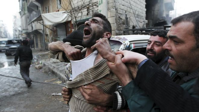 Más de 250.000 personas han muerto en el conflicto que comenzó en 2011 en Siria. REUTERS