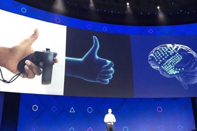 En la última conferencia F8, Facebook reveló algunos de sus secretos mejor guardados. (GETTY IMAGES)