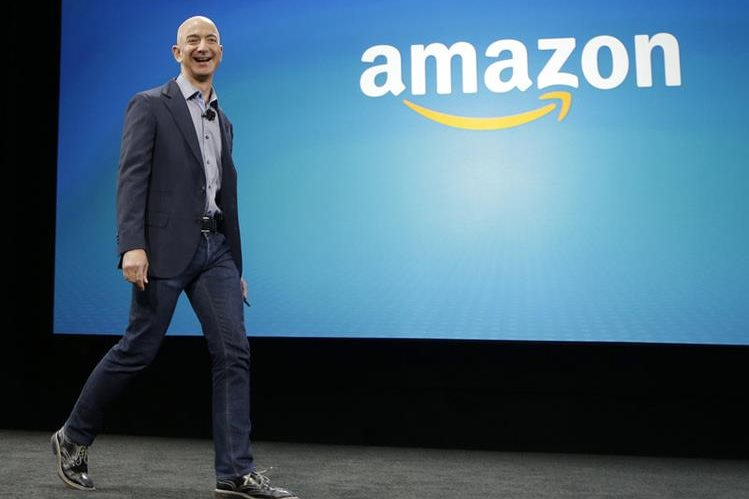 Jeff Bezos, fundador de Amazon, dona 33 mdd para becar a 'dreamers'