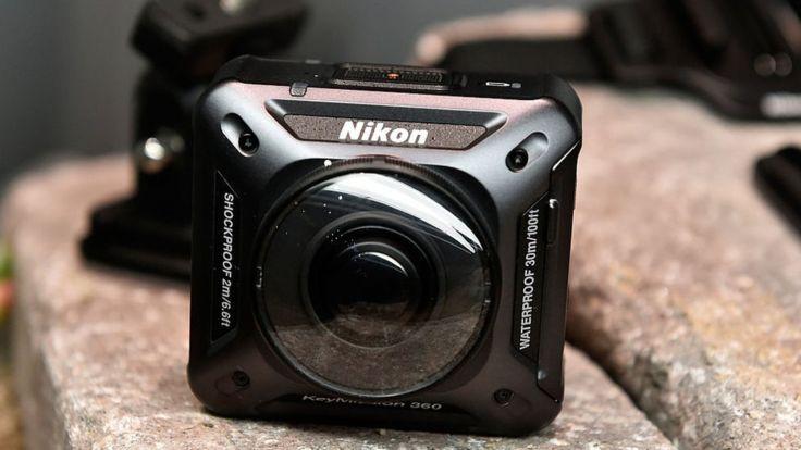 La Nikon Keymission es a prueba de agua. DAVID BECKER