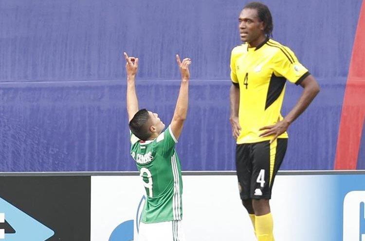 """México también tiene """"su Ronaldo"""" en la Copa Mundial Sub 20. (Foto Prensa Libre: EFE)"""