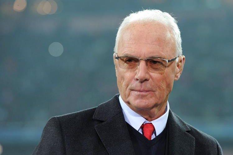 Franz Beckenbauer ya tiene candidato para las elecciones de la Fifa. (Foto Prensa Libre: Hemeroteca PL)