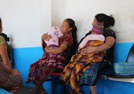 Guatemala tiene varios atrasos en salud según una encuesta Materno Infantil(Foto Prensa Libre: Hemeroteca PL)