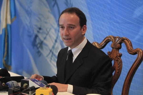 Jorge de León teme controles.