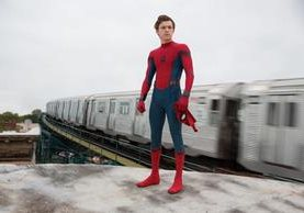 Tom Holland es quien interpreta a Peter Parker en Spider Man: Homecoming. (Foto Prensa Libre: YouTube)