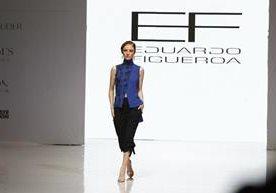 Una noche de moda en la Mercedes-Benz Fashion Show.