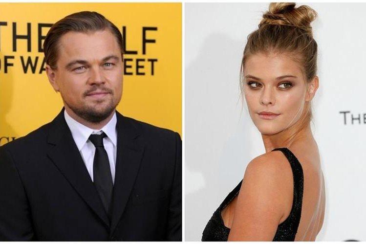 Leonardo DiCaprio y Nina Agdal terminan relación pero siguen siendo amigos. (Foto Prensa Libre: Hemeroteca PL)