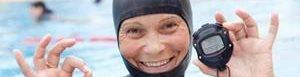 La buceadora desaparecida es campeona mundial de apnea.