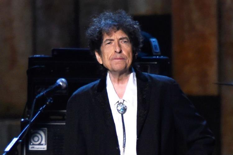 Bob Dylan se convirtió en el primer músico en recibir el Nobel de Literatura. (Foto Prensa Libre: AP)