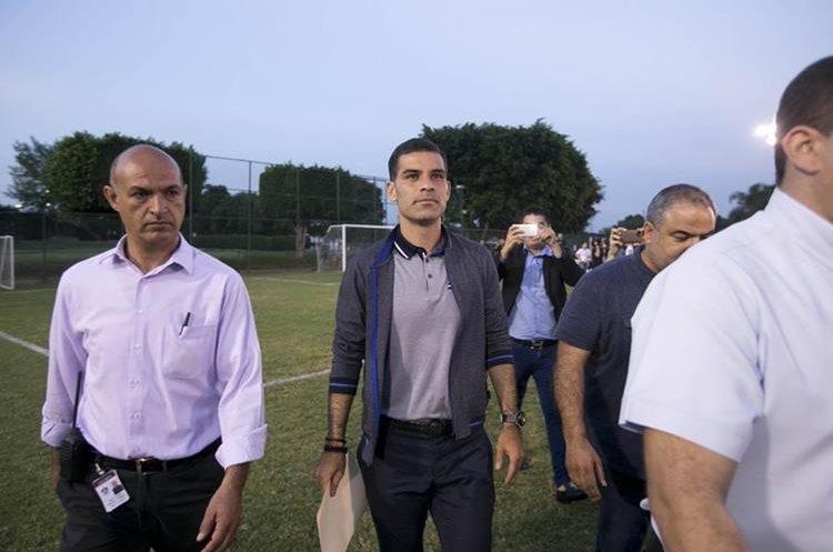 La Federación Mexicana y Atlas le desean buena suerte a Rafa Márquez