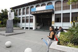 El Tribunal Supremo Electoral negó sus nombramientos por considerar que violan la constitución. (Foto Prensa Libre: Hemeroteca PL)