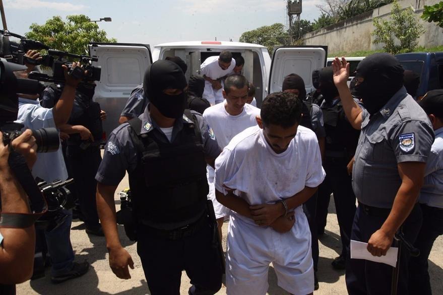 El Salvador implementa plan contra los cabecillas de pandillas. (Foto: La Prensa Gráfica)