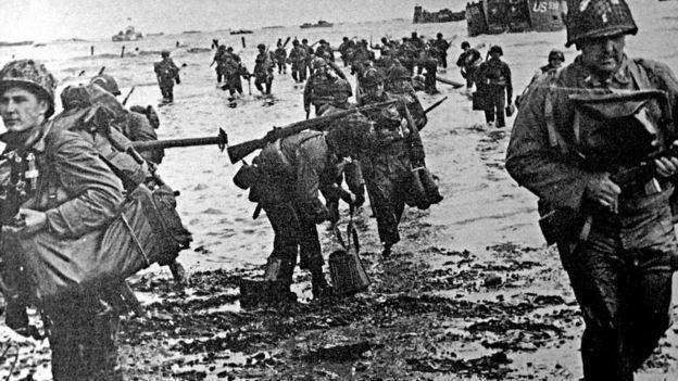 La Batalla de Normandía, en junio de 1944, culminó con la liberación de los territorios de Europa ocupados por los nazis. GETTY IMAGES
