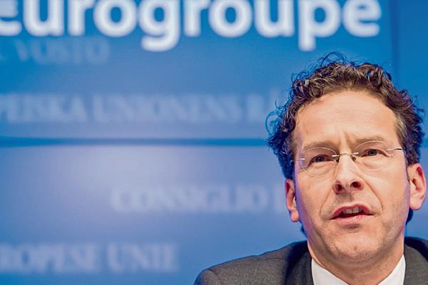 Jeroen Dijsselbloem, presidente del Eurogrupo, expresó su confianza en que en estos días se pueda avanzar en las negociaciones por la deuda griega.