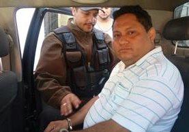 Armando Rolando Ruiz Pilarte, de 49 años, capturado por ser sospechoso de violación. (Foto Prensa Libre: Policía Nacional Civil)