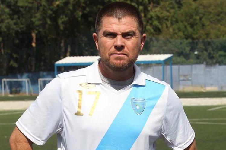El exseleccionado Juan Manuel Funes analizará el juego de la Bicolor en tierras norteamericanas. (Foto Prensa Libre: Hemeroteca PL)