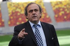 Platini se mostró abierto con la prensa y comentó sobre sus planes si llega a ser elegido como presidente de la Fifa. (Foto Prensa Libre: Hemeroteca PL)