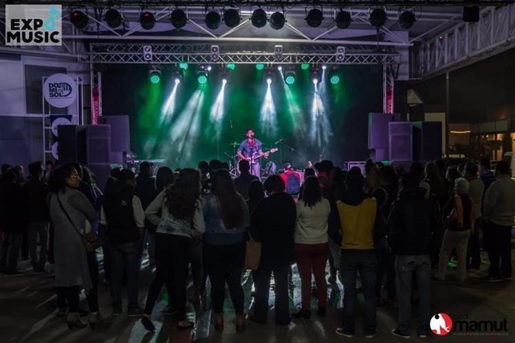 Desarrolladores guatemaltecos crearon la primera aplicación de música que reúne a artistas y grupos nacionales. (Foto Prensa Libre: Cortesía Agexport)