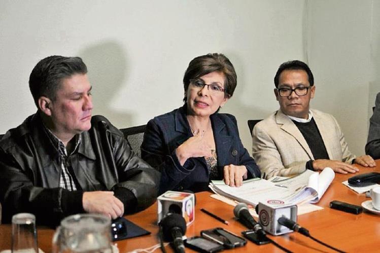 Bancada Encuentro por Guatemala citó a autoridades de la Contraloría por posibles ilícitos en la ejecución de 158 obras en el país.