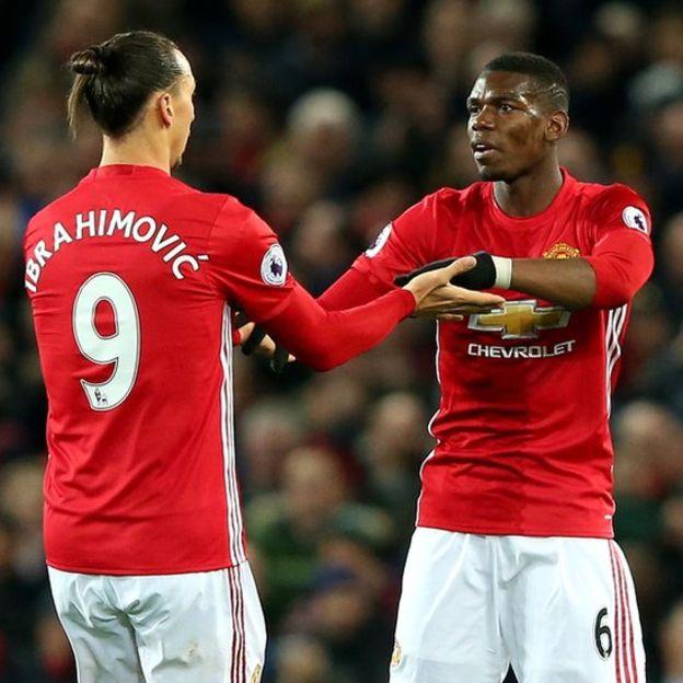 Mourinho todavía puede revertir la situación al contar con jugadores como Ibrahimovic y Pogba, pero hay quienes dudan que logre hacerlo. (Foto Prensa Libre: Getty Images)
