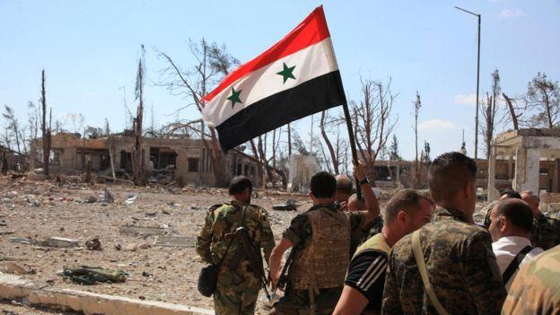 En septiembre, el gobierno sirio lanzó un asalto contra el lado este de Alepo, que estaba bajo control rebelde. REUTERS