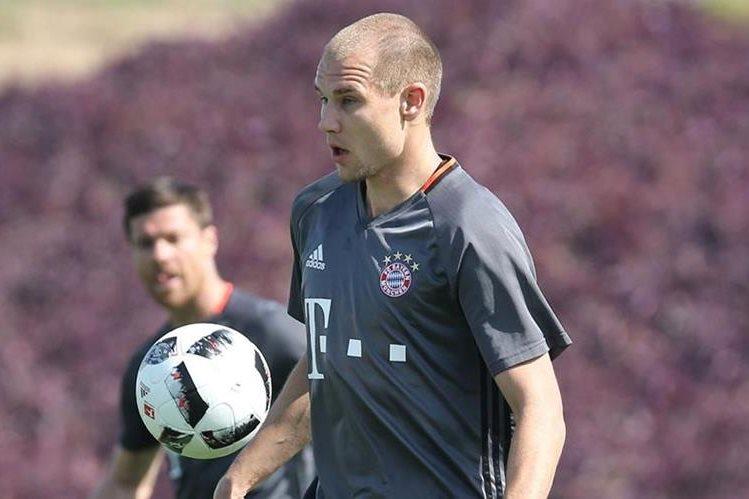 Holger Badstuber defenderá los colores del Schalke 04. (Foto Prensa Libre: AFP)