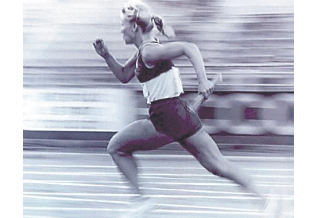 Christa Schumann compitió en Los Ángeles 1984. (Foto: Hemeroteca PL)
