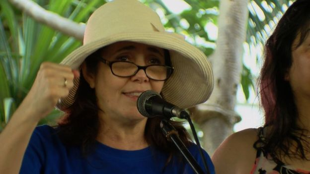 Mariela Castro ha tenido una trayectoria apegada a la política social de Cuba, pero también fue diputada en 2013.