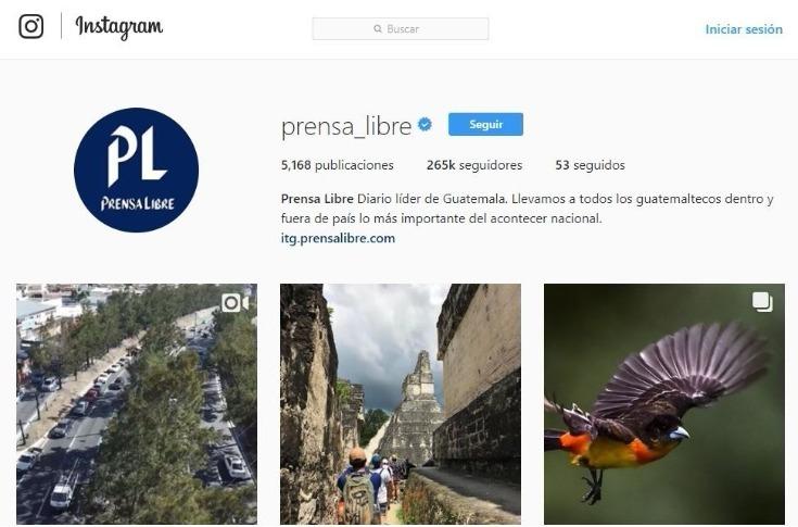 Usuario advierten importante cambio igual que en Facebook — Instagram