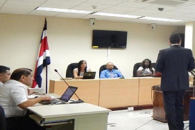 Tribunal de Pavas da aconer la condena contra los homicidas.