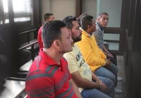 El MP determinó que la red se organizaba principalmente para matar a sus adversarios. (Foto Prensa Libre: HemerotecaPL)