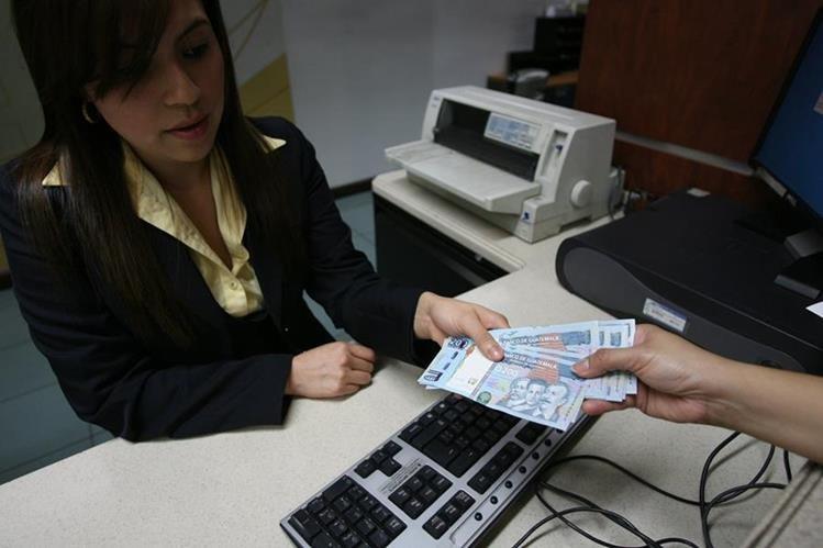 La red de cajeros permanecerá abierta. (Foto Prensa Libre: Hemeroteca PL)