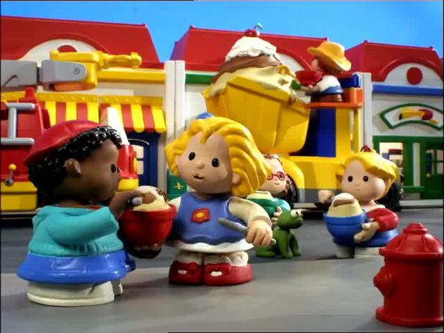 Los muñecos Little People se crearon en 1959 y habían sido postulados varia veces para ingresar al Salón de la Fama de los Juguetes. (Foto Prensa Libre: YouTube)
