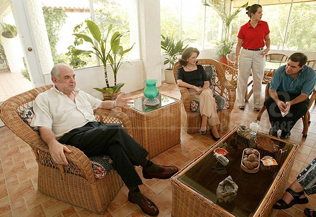 Jorge Serrano es un próspero empresario en Panamá y tiene una orden de captura internacional vigente desde 1993. (Foto: Hemeroteca PL)