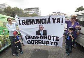El general retirado Otto Pérez llegó a la presidencia de Guatemala en enero 2012 con la promesa de aplicar mano dura contra la criminalidad. (Foto Prensa Libre: Hemeroteca PL)