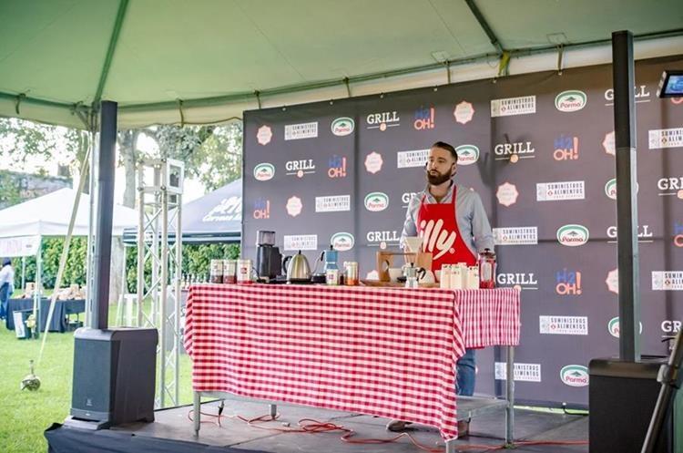 Los asistentes podrán participar en las charlas gastronómicas que impartirán expertos en café, vino y cerveza. (Foto Prensa Libre: Cortesía)
