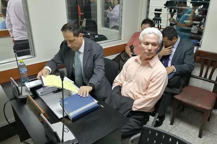 El ex viceministro Lacs debía acudir a una audiencia este miércoles por otro caso.