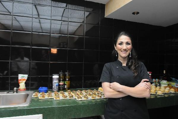 Mirciny Moliviatis es la guía de Desafío Culinario.
