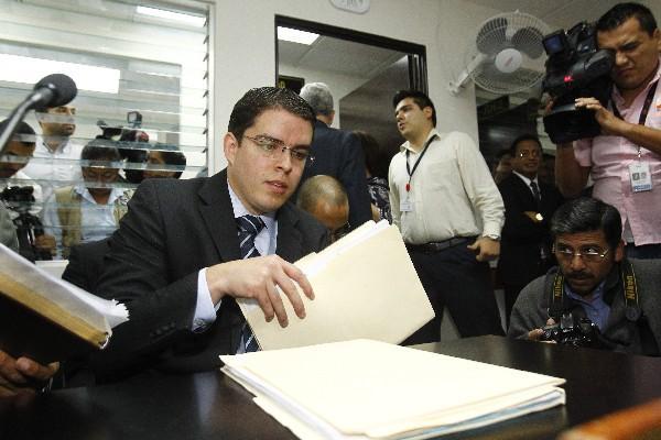 <p>Joaquín Flores González quedó ligado a proceso por encubrimiento propio, por el caso Siekavizza. (Foto Prensa Libre)<br></p>