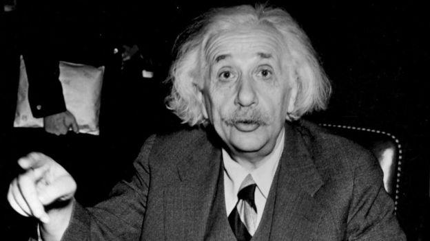 ¡Sal a caminar! Albert Einstein lo recomienda (GETTY IMAGES).