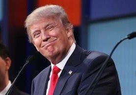 Cada vez son más los famosos que se unen a las filas de Donald Trump. (Foto Prensa Libre: Hemeroteca PL)