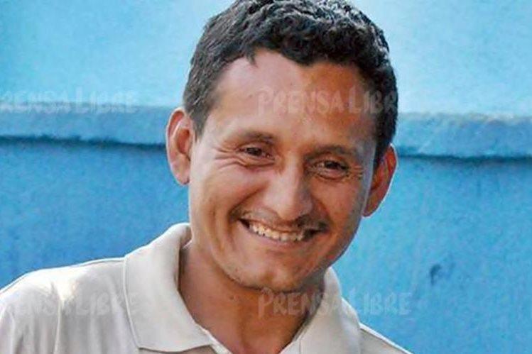 El reportero de un medio televisivo, William Omar Cabrera Monterroso, resultó herido de bala en Coatepeque, Quetzaltenango. (Foto Prensa Libre: Alexánder Coyoy)