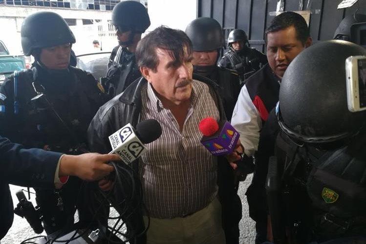 Detienen a diputado opositor guatemalteco por caso de corrupción en salud