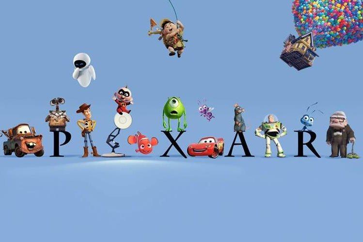 Pixar tiene muchos filmes para celebrar sus 30 años de existencia. (Foto Prensa Libre: Hemeroteca PL)