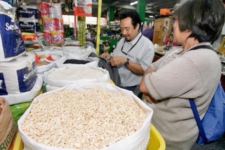 Los precios se han mantenido con leves variaciones. (Foto Prensa Libre: Hemeroteca PL)
