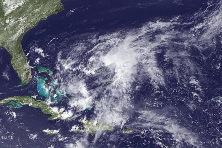Se forma segudan depresión tropical en el Atlántico (Foto Prensa Libre: AFP)