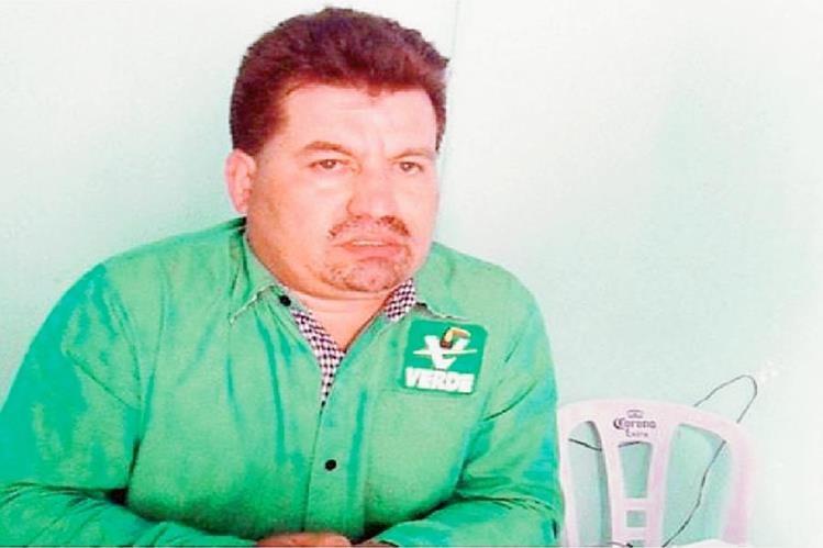 Rogelio Sánchez Galán, alcalde electo por el Partido Verde del municipio de Jerécuaro, de poco más de 50 mil habitantes.