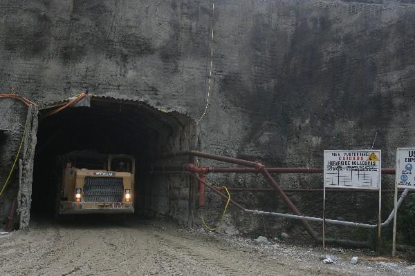 """<p>Actividad minera en San Marcos. (Foto Prensa Libre: Archivo)<br _mce_bogus=""""1""""></p>"""