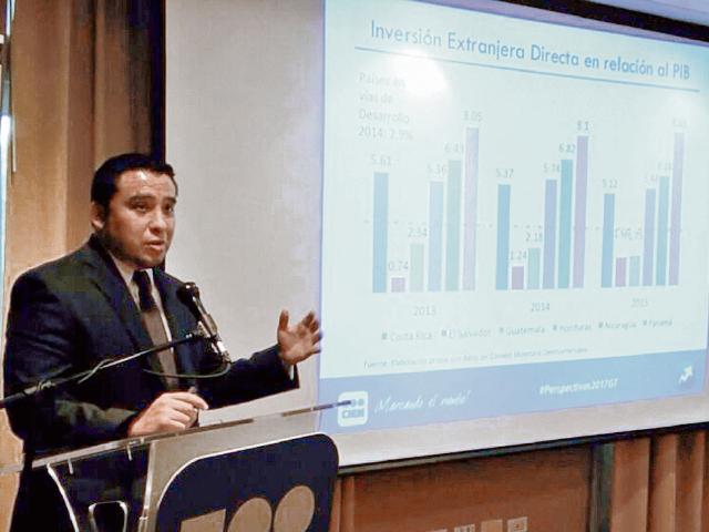 El analista David Casasola afirmó que no se esperan grandes cambios en la economía en el 2017.